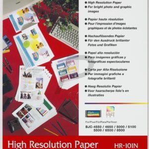 """1033A006 - A3 - CANON Papier à haute resolution, """"S"""", 105g/m2 HR101NA3s - 20 feuilles"""