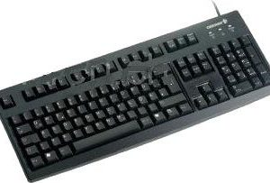 11091 - CHERRY clavier CH G83 USB Noir Classic Line USB