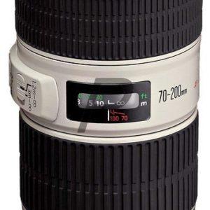 1258B005 - CANON Objectifs EF 70-200mm f/4L IS USM