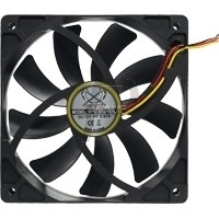 14791 - Ventilateur 120x120x25 SCYTHE SLIP STREAM 120mm Case Fan - SY1225SL12SL (500 rpm version) 7.50 dBA