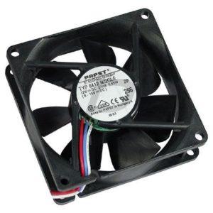 15874 - Ventilateur  80x80x25 PAPST 8412 N/2 GLE 12dB