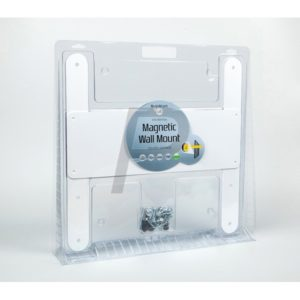 17040603 - Eholms support TV Magnétique pour VESA 400x400 - 400x300 jusqu'à 25 kg - Extra plat à 6mm du mur
