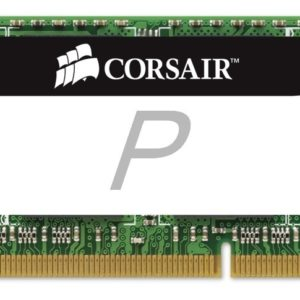 17476 - DDR2 2GB DDR800 (PC2-6400) SO-DIMM Notebook - CORSAIR ValueSelect [VS2GSDS800D2]