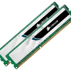 17549 - DDR3  4GB [2x2GB] DDR1333 (PC3-10600) - CORSAIR Value Select [CMV4GX3M2A1333C9]