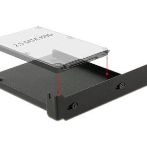 """18212 - DELOCK Einbaurahmen für 1 x 2.5""""HDD/SDD passend für PCI/PCI-E Slot [18212]"""