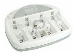 24316 - Chargeur - ANSMANN Basic 5 Plus - Chargeur de table jusqu'à 6 éléments NiCd/NiMH