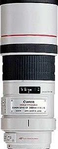 2530A017 - CANON Objectif EF 300mm f/4L IS USM - Un télézoom léger et portable pour les photographes en déplacement