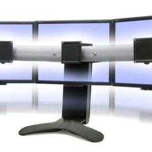 """33296195 - ERGOTRON Supports multi-écrans LX Triple Max 22Kgs LCD < 21"""""""