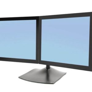 "33322200 - ERGOTRON DS100 Dual-Monitor Desk Stand, Horizontal ( < 24"" , < 14 kg )"