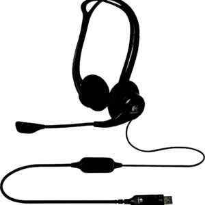35800 - LOGITECH PC Headset 960 USB [981-000100]
