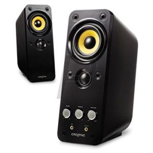 35947 - CREATIVE Système de haut-parleurs 2.0 GigaWorks T20 séries II