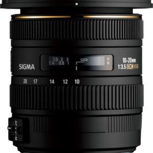 37273 - SIGMA 10-20mm f-3.5 EX DC HSM [ Pour Nikon ]