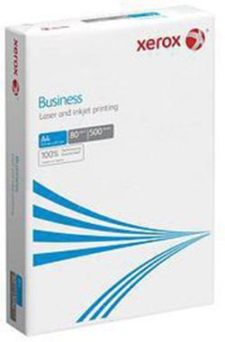 3R91820 - A4 - XEROX Papier Business 80g A4 Copieur, blanc 1 x 500 feuilles--- 3R91820