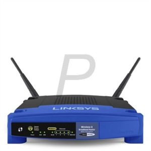 42242 - LINKSYS Wireless-G ( Router, Hub 4 ports, Access Point ) [WRT54GL] ( 802.11g ) (sans modem)