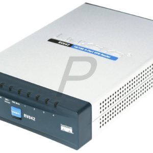 42493 - CISCO Router 10-100 VPN 4-Port 30 VPN-Tunnel [ RV042EU ]