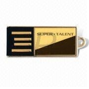 A19L62 - USB 2 Disk 16GB - SUPERTALENT Pico C Gold