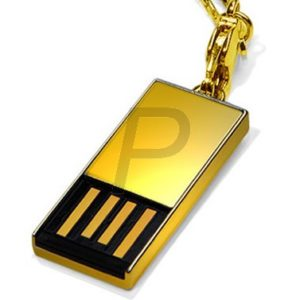 A19L63 - USB 2 Disk 32GB - SUPERTALENT Pico C Gold