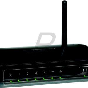 A21L24 - ADSL Analog NETGEAR DGN1000 - Modem-routeur Wireless N150 sans Filtre