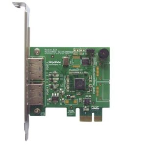 B03B12 - HIGHPOINT RocketRAID 622 Dual Port eSATA 6Gb/s
