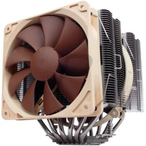 B08E129 - NOCTUA NH-D14 [ Ventilateur pour Socket : Intel LGA 775/1150/1151/1155/1156/1366 - AMD AM2/AM3 ]