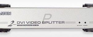 B08E29 - ATEN 2-Ports DVI Video Splitter [VS162]