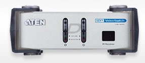 B08E30 - ATEN 2-Ports DVI Video Switch [VS261]