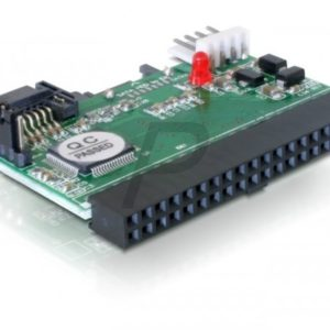 B08E86 - DELOCK Converter IDE 40pin > SATA 2x HDD [61664]