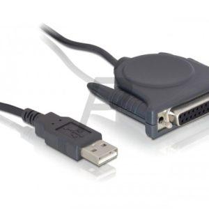 B08E90 - DELOCK Adaptateur USB > 1 x parallèle [61509]
