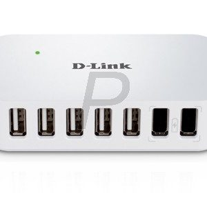B09E52 - HUB USB 2 D-LINK DUB-H7 Hub 7 ports USB 2.0
