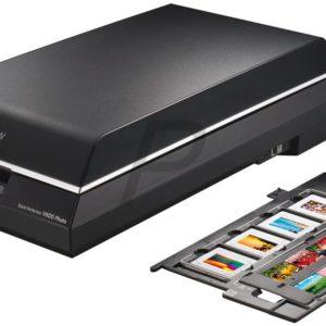 B11B198032 - EPSON Perfection V600 Photo - Ce scanner polyvalent d'une résolution de 6400 dpi a été conçu pour répondre aux besoins des photographes passionnés
