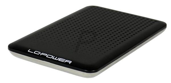 """B12B03 - Boitier externe pour HDD/SSD 2.5"""" SATA - LC-POWER [ LC-PRO-25BU ] - Noir"""