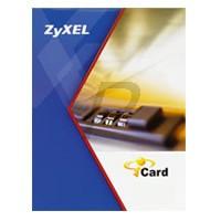 B22D20 - ZyXEL iCard ZAV ZyWALL USG 2000 1 an (3380) - Licence service antivirus