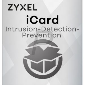 B22D22 - ZyXEL iCard IDP ZyWALL USG 2000 1 an (3382) - Licence service IDP