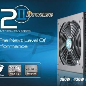 B24H18 - Alimentation  520W SEASONIC S12II-Bronze Series [SS-520GB]