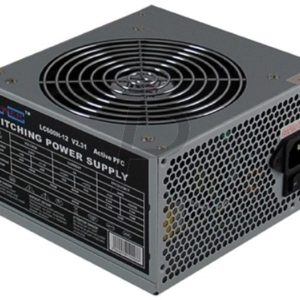 B25C14 - Alimentation  600W LC-POWER Office Series - [LC600H-12]