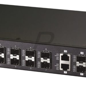 B29A64 -  8 ports ZyXEL MGS-3712-F (3201) - Metro Cabinet switch Layer 2+ 10/100/1000