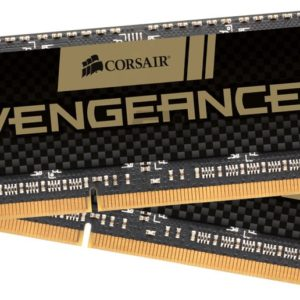 C02L12 - DDR3  8GB [2x4GB] DDR1600 (PC3-12800) SO-DIMM Notebook - CORSAIR Vengeance [CMSX8GX3M2A1600C9]