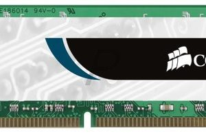 C05B28 - DDR3  4GB [1x4GB] DDR1333 (PC3-10600) - CORSAIR Value Select [CMV4GX3M1A1333C9]