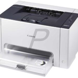 C06X29 - CANON i-Sensys LBP7010C laser couleur ( 16 ppm en noir, Jusqu'à 2 400 x 600 ppp, 16 Mo ) Avec Toner