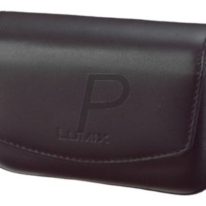 C07A24 - PANASONIC Etui en cuir pour Lumix TZ [DMW-PHH13XEK]