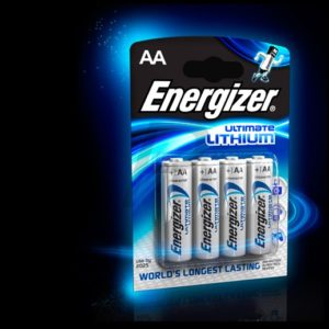 C08D32 - AA - LR6 ENERGIZER ULTIMATE LITHIUM 4x AA