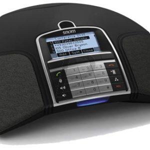 C12J42 - SNOM MeetingPoint (2313) Téléphone de conférence VoIP