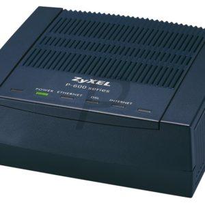C15B48 - ADSL Analog ZYXEL Prestige P-660R ( Modem, routeur; pare-feu; VPN ) + Filtre