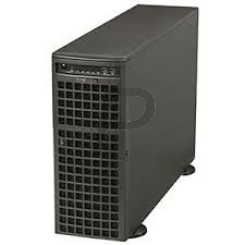 C17C06 - Boitier Serveur SUPERMICRO SuperChassis SC747TG-R1400B-SQ (3X5.25) - Redundant (1+1) 1400W Gold-Level