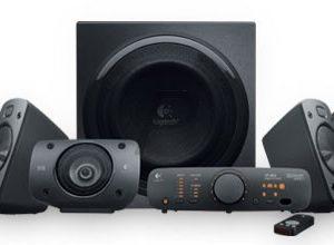 C19D12 - LOGITECH Z906 - Système de haut-parleurs 5.1 [ 980-000468 ]