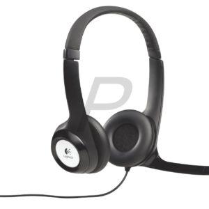 C19H26 - LOGITECH PC Headset H390 [981-000406] - Un casque polyvalent pour apprécier le son numérique en tout confort.