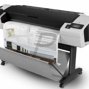 C25E02 - HP DesignJet T1300 PostScript ePrinter - 44 pouces/2400x1200 dpi/disque dur 160Go - [CR652A]