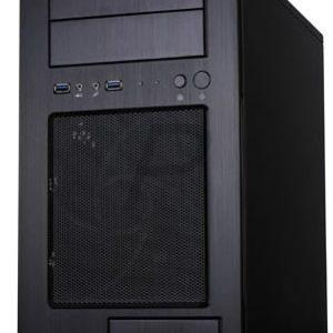C26G09 - Micro ATX Boitier Tour SILVERSTONE SST-TJ08E (Black) ( 2 x 5.25 ) - No Power