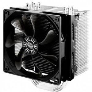 C28K09 - COOLER MASTER Hyper 412S [ Ventilo pour Socket : Intel LGA 2011/775/1150/1151/1155/1156/1366 - AMD FM1/AM2/AM2+/AM3 ]