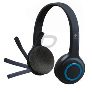 C30X18 - LOGITECH PC Wireless Headset H600 [981-000342]